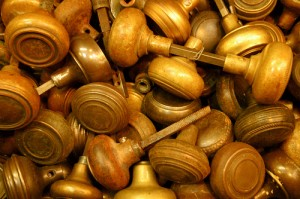 Antique Knobs And Hardware