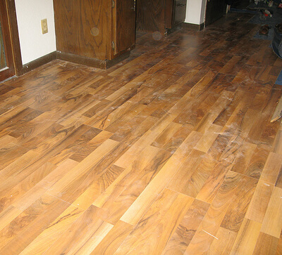 Cork flooring vs laminate flooring home makeover diva for Hardwood floors 60 minutes