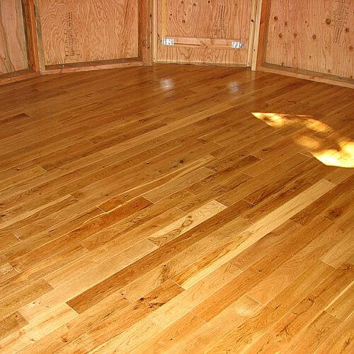 Best way to clean my new prefinished hardwood floors for Prefinished flooring