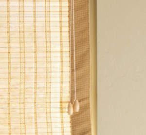 Eco Friendly Woven Wood Shades