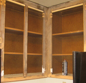 Environmentally Friendly Kitchen Cabinets