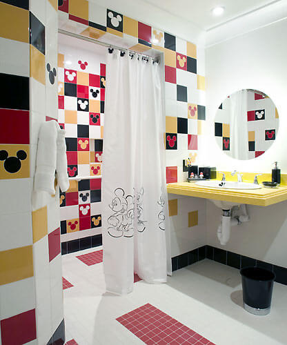 Flooring For A Kids Bathroom