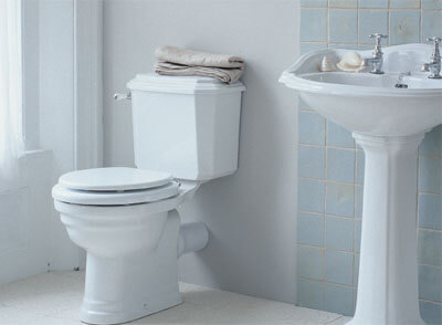 how to install a toilet in your bathroom
