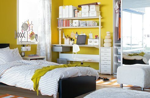 Ikea furniture home makeover diva the home makeover diva for Furniture you put together
