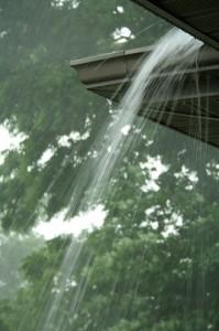 Leaf Guard Rain Gutters