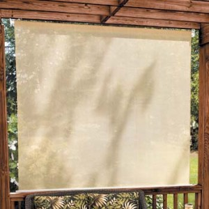 Outdoor Solar Screens