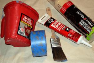 Twelve Must Have Painting Supplies