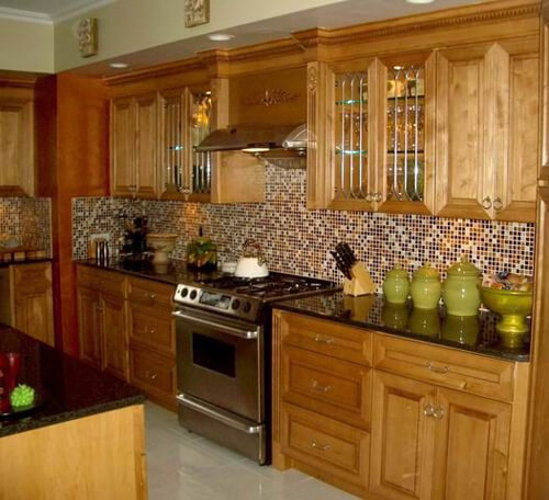 Picking Out The Best Glass Tile Backsplash Ideas