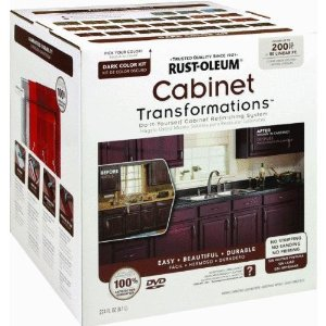 Rustoleum Cabinet Transformations Revisited