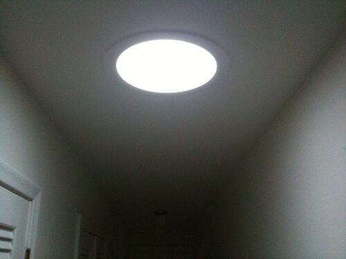 Solar Skylight Tubes