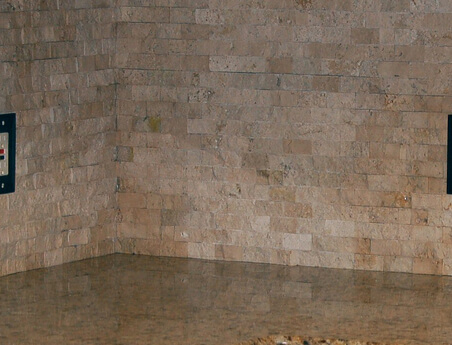 Stone Tile Backsplash Design Ideas