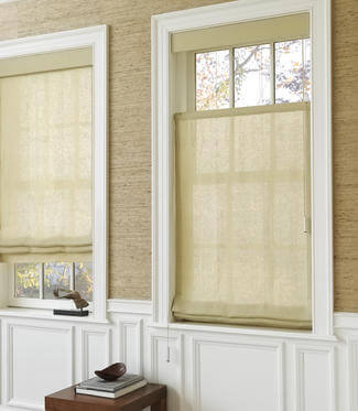 how to make window blinds go down