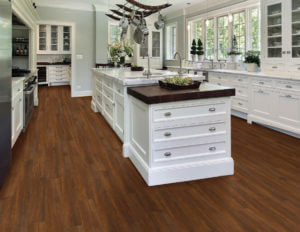 luxury vinyl flooring offers realism