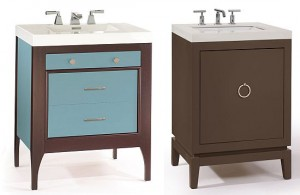 eco friendly bathroom vanities