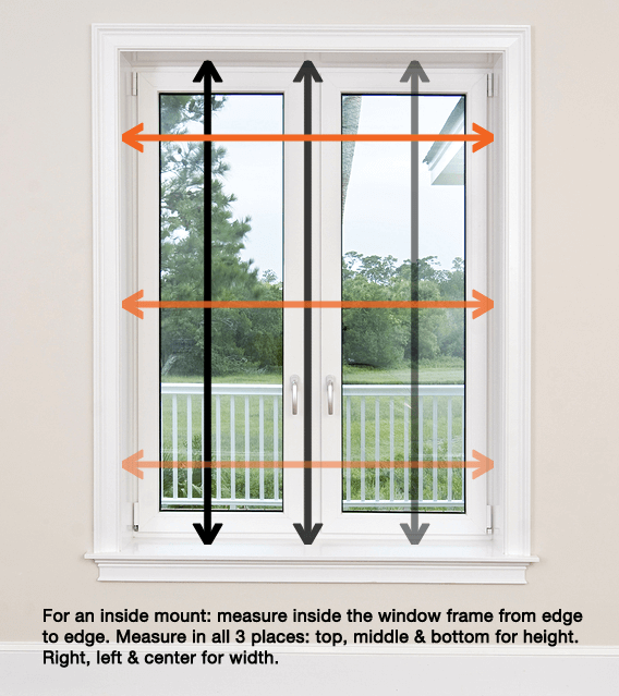 How To Measure And Install Window Blinds Yourself Home Makeover Diva