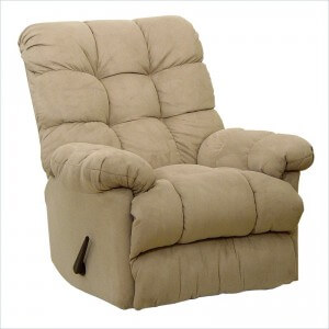 quilted recliner