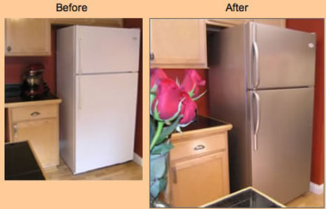Stainless Steel Paint For Appliances